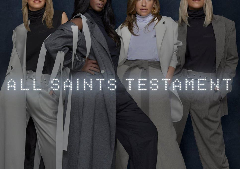 All Saints Testament Album Review Back With Aplomb The
