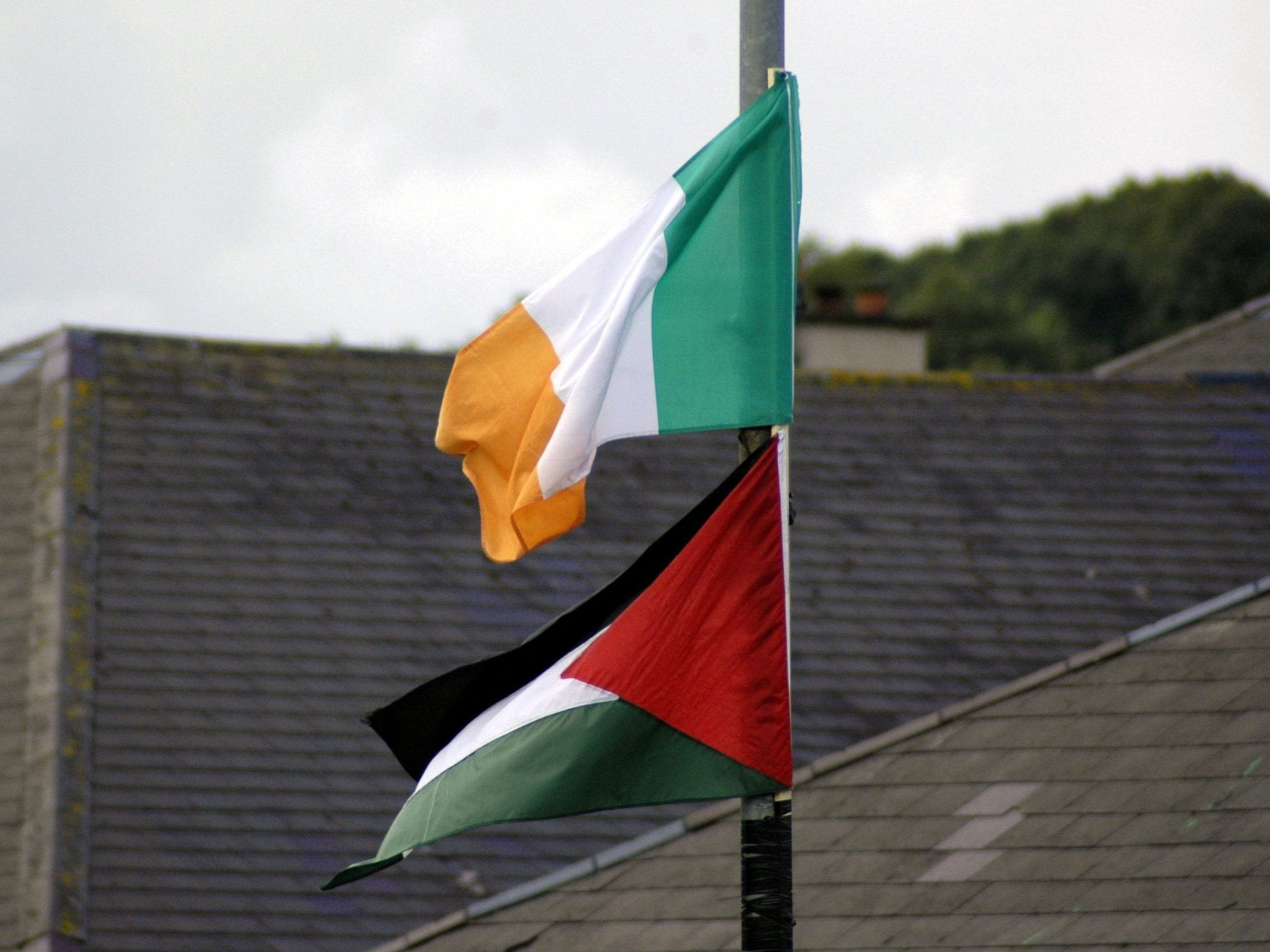 Ireland moves towards banning Israeli goods from occupied Palestinian territories