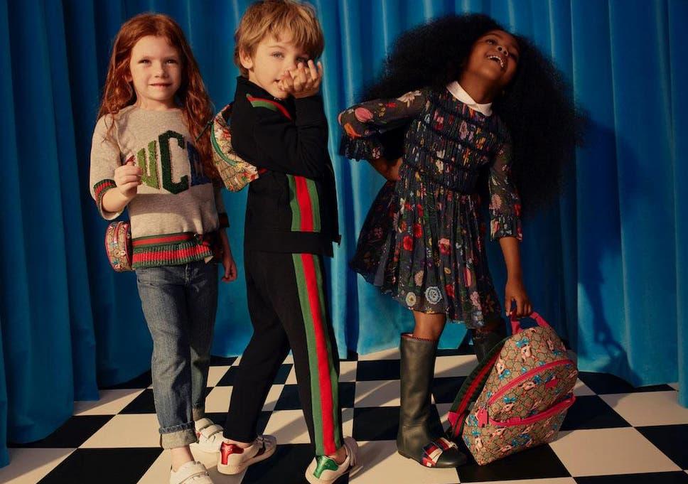 54510330c8ecfa Net-a-Porter launches childrenswear range with Gucci