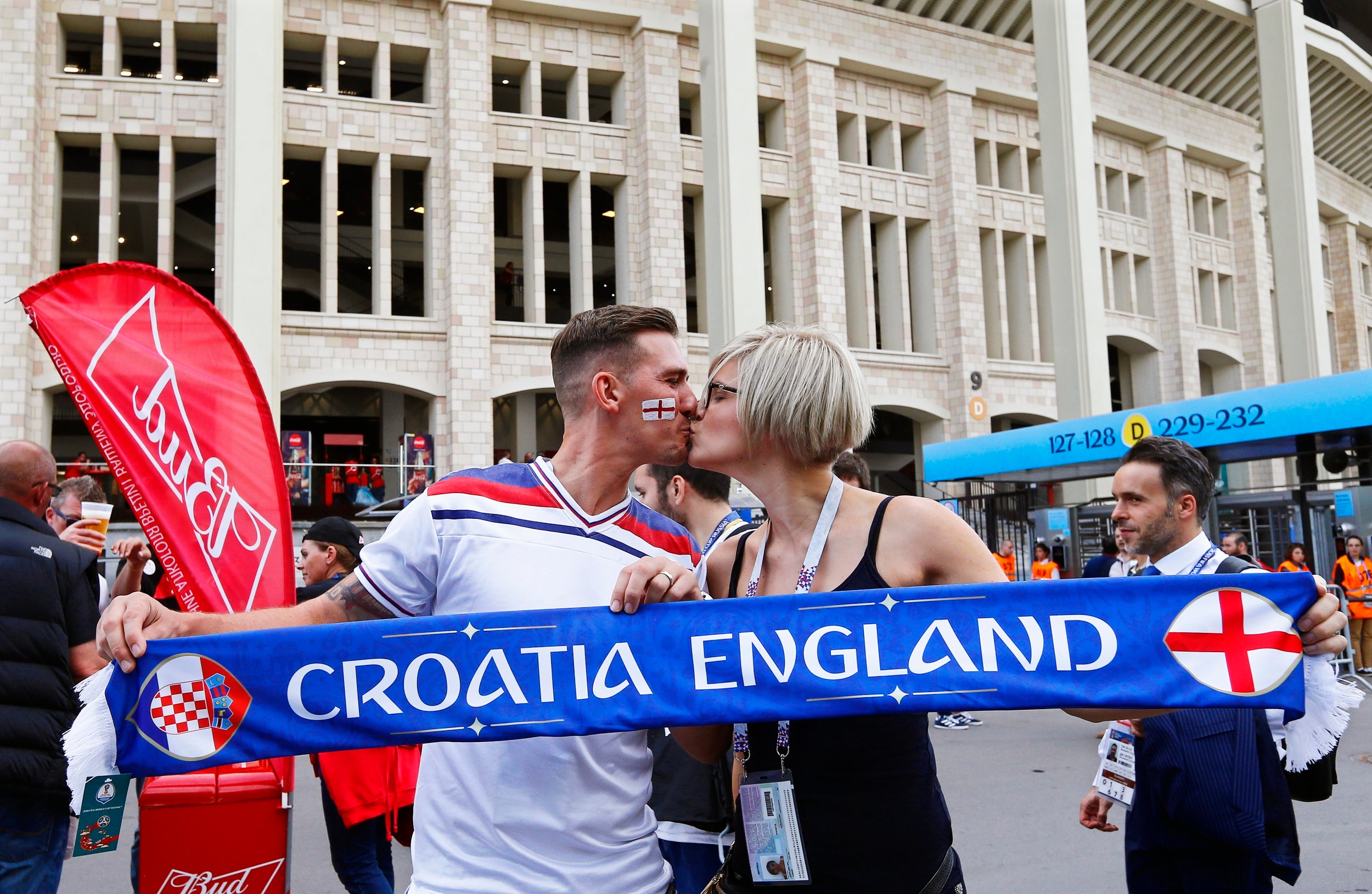 England vs Croatia as it happened: Alternative World Cup commentary