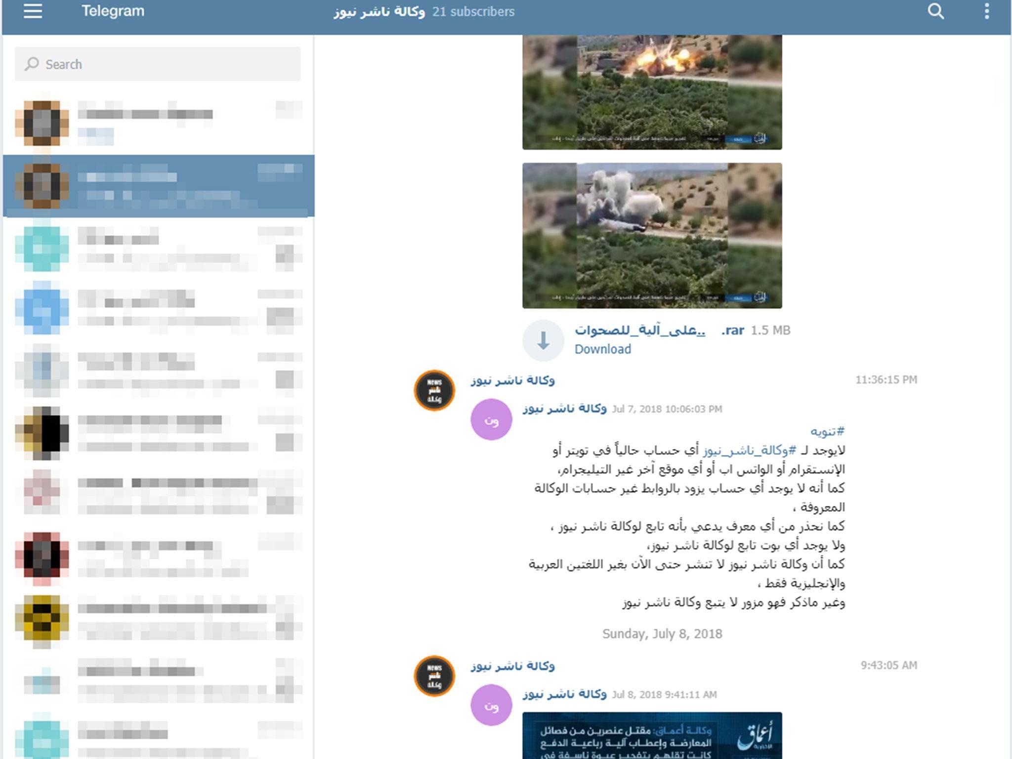Deep Web Telegram Links