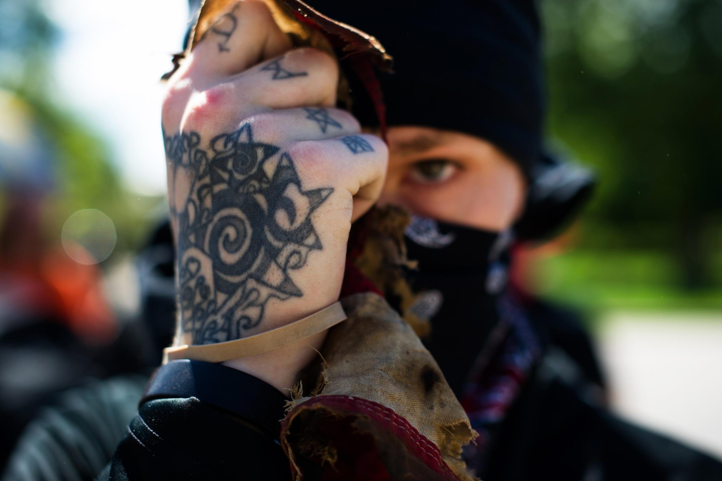 'Unmasking Antifa Act': Proposed US law could send masked anti-fascist activists to prison for 15 years
