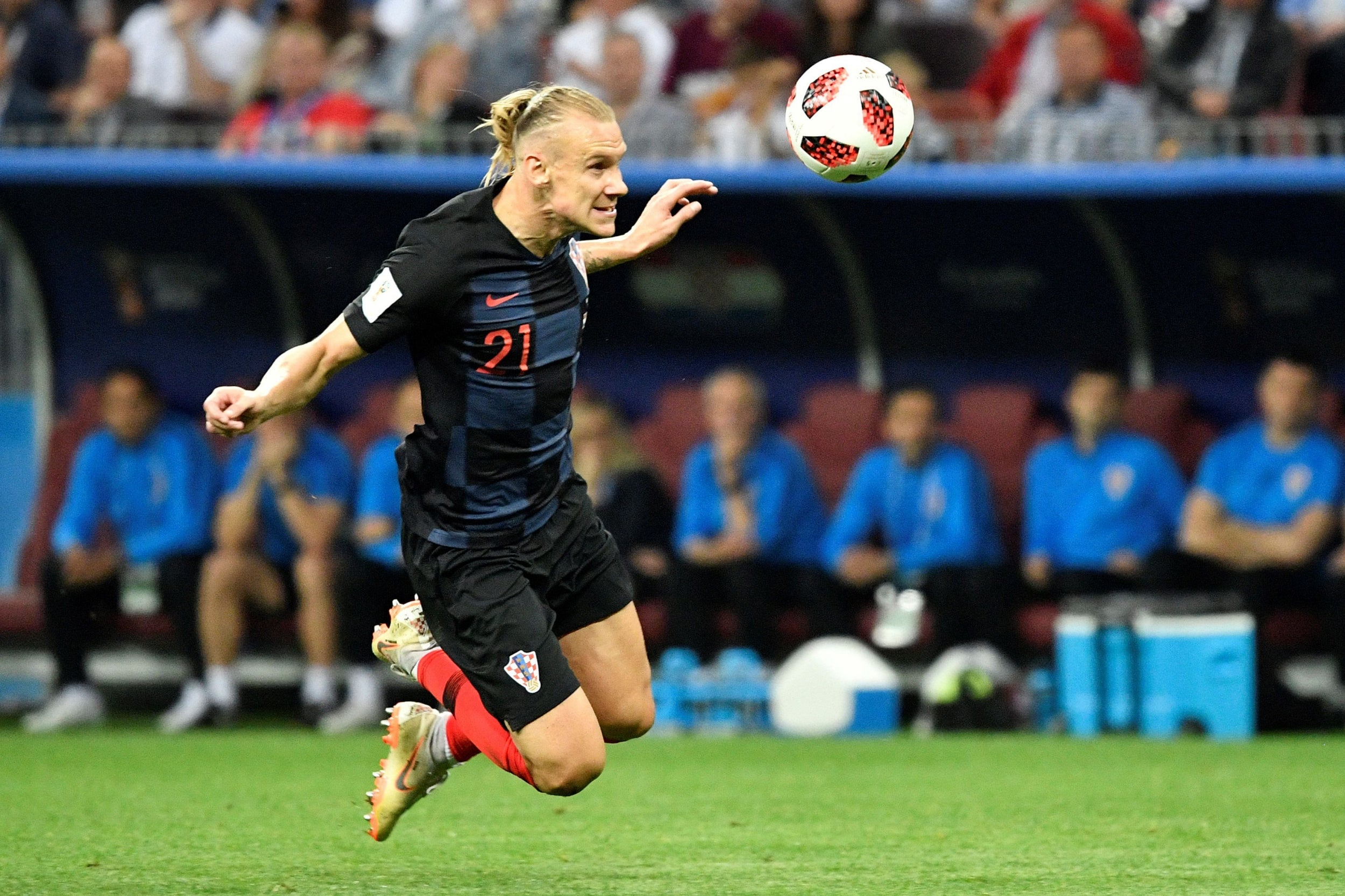 Domagoj Vida – 7 out of 10