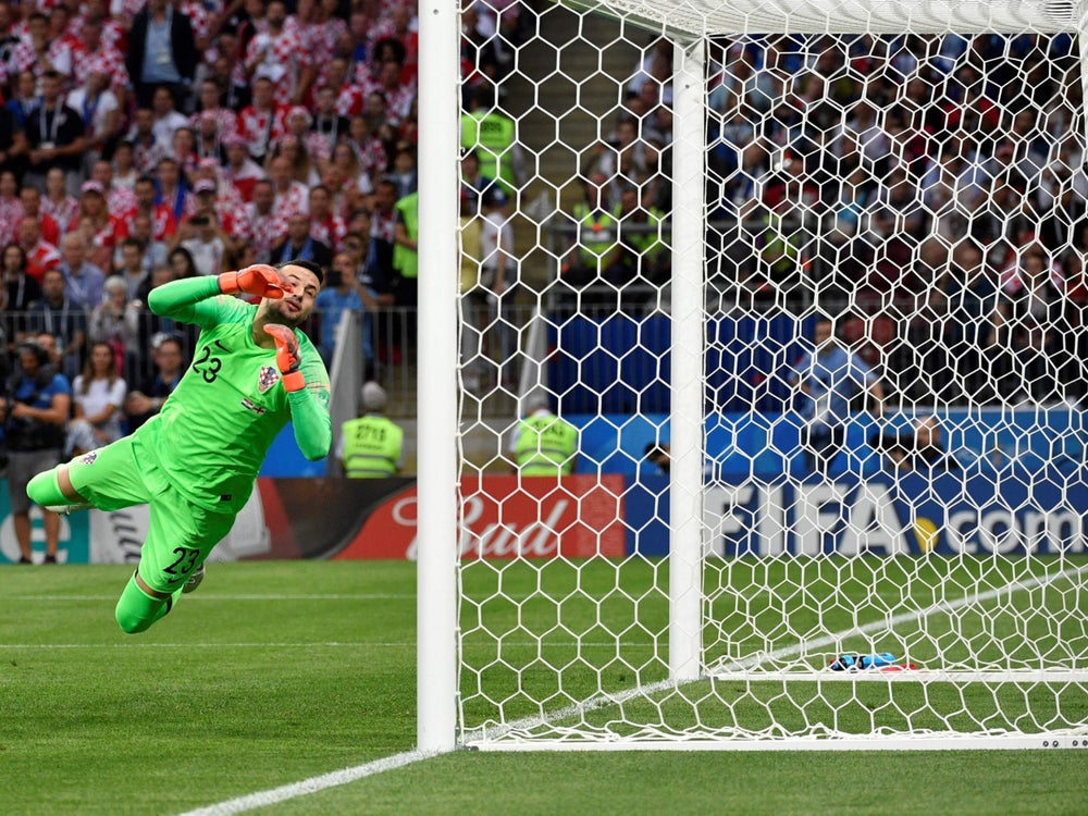 <b>Croatia:</b> Danijel Subasic – 6 out of 10