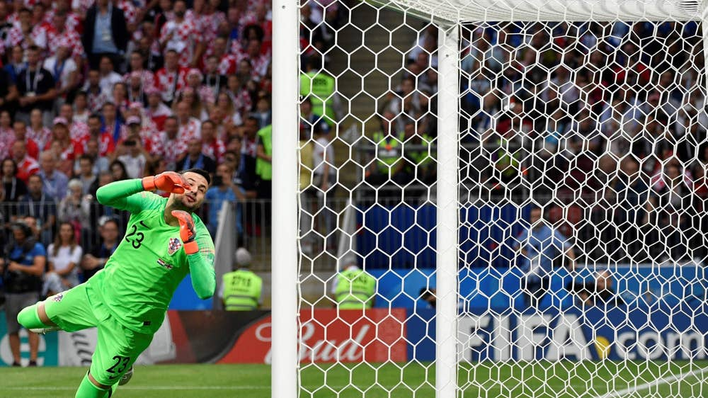 <b>Croatia:</b> Danijel Subasic – 6 out of 10