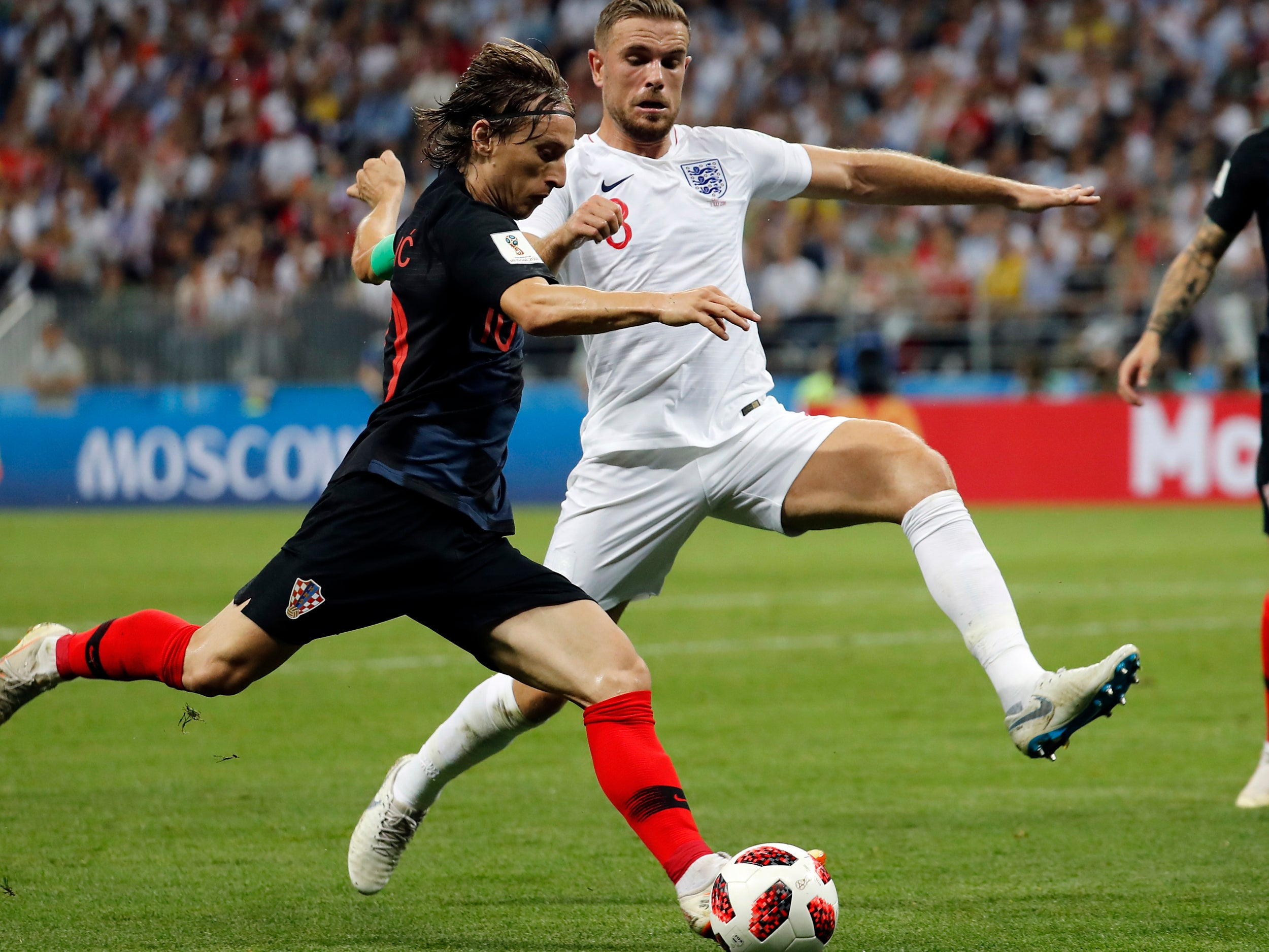 Image result for luka Modric stats in world cup