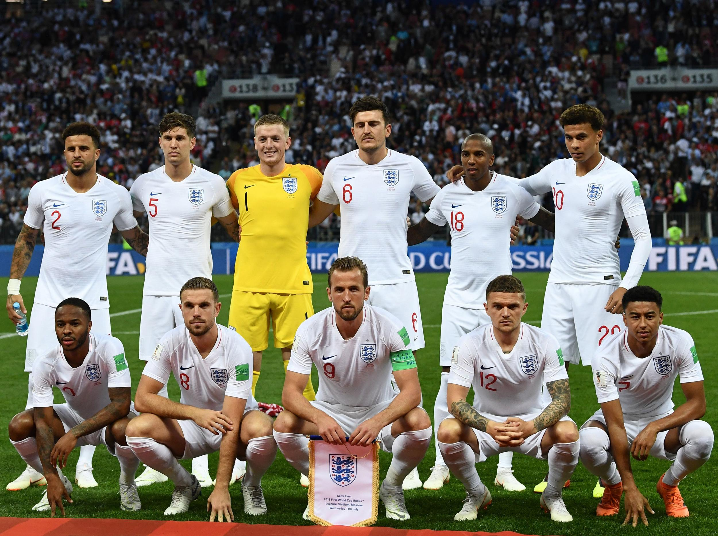 England World Cup squad power rankings: Every player in ...