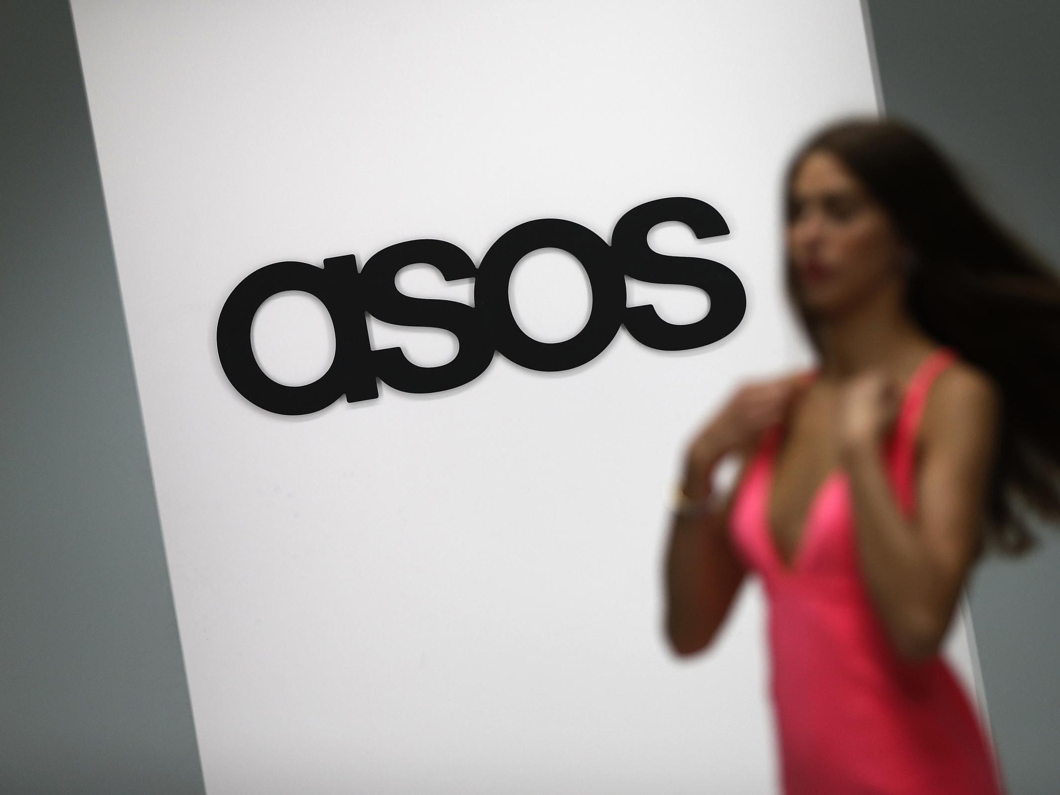 2d719fa412d Asos sales and profits soar as online fashion retailer leaves high street  rivals behind