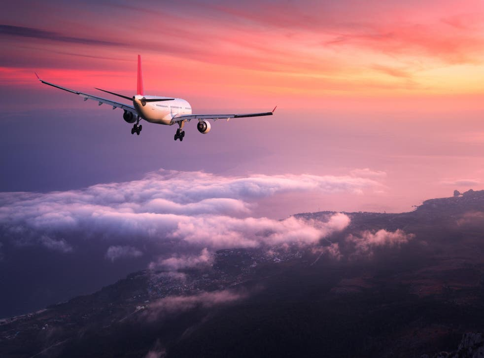 A fear of flying shouldn't hold you back from travelling