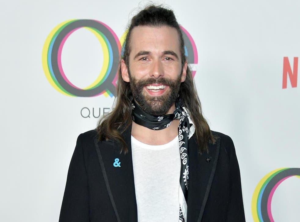 The Queer Eye star suffered with depression after his stepfather's death (Getty)