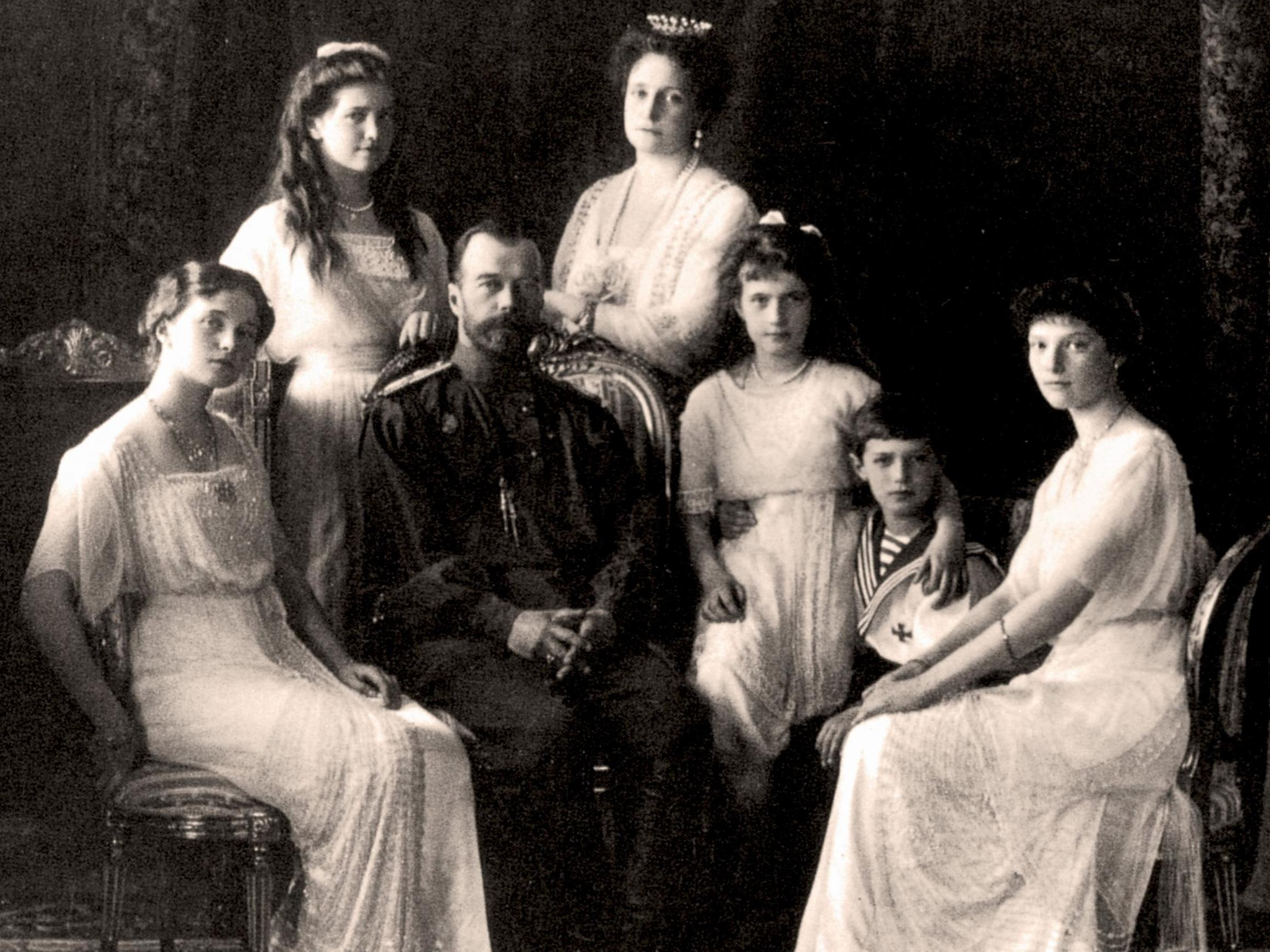 Tsar Nicholas II's murder 100 years on: The terrible fate of Russia's imperial family