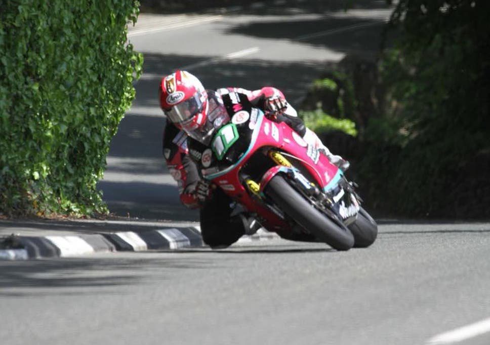 James Cowton dead: Road racer dies in four-rider crash at the