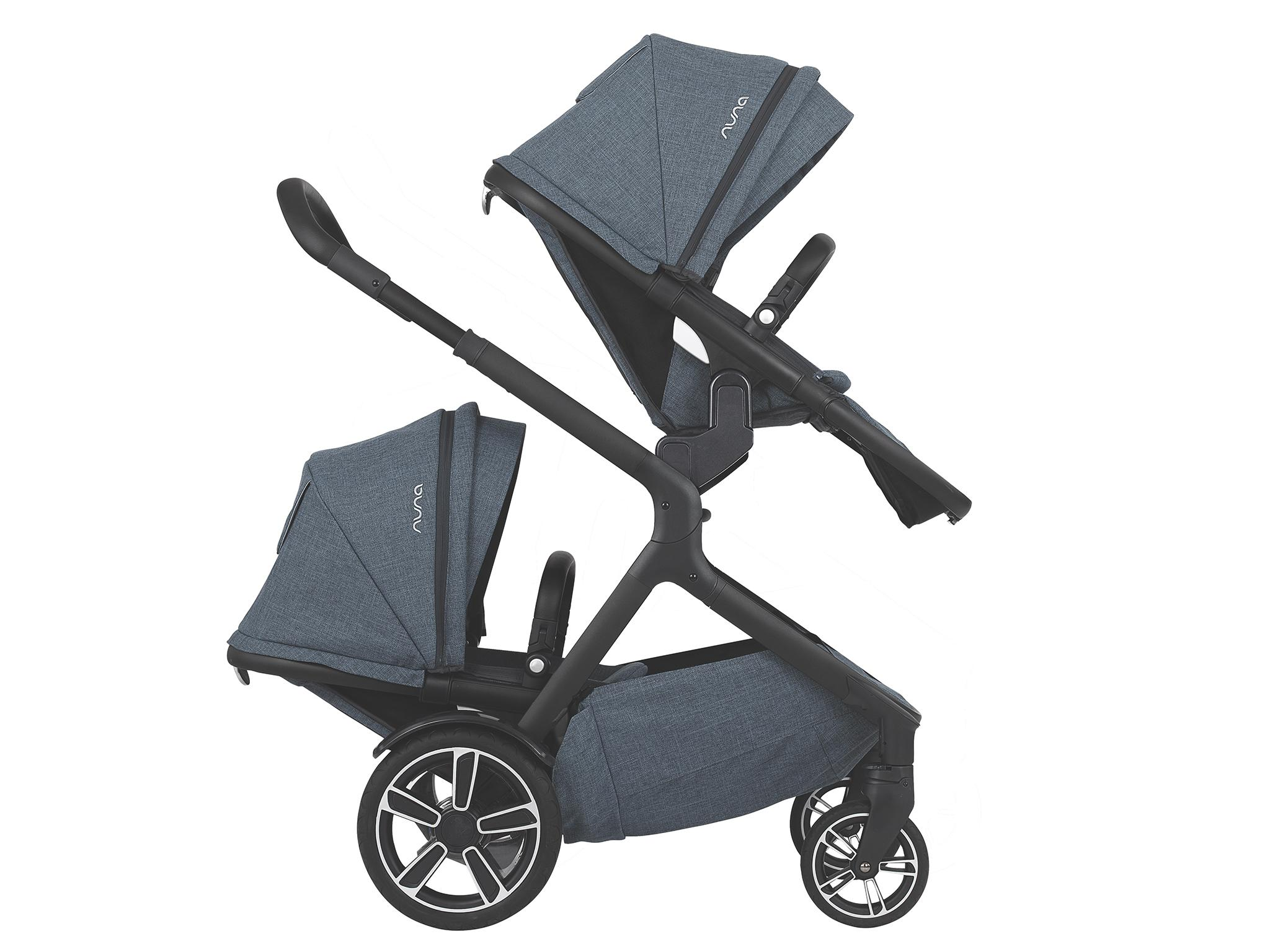 10 best double pushchairs   The Independent Xs Wheel Golf Push Cart Html on
