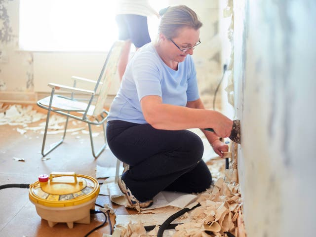 It's surprising what a lick of paint can do: borrowing for home improvements could add value in the long run