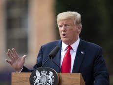 Brexit: Donald Trump advised Theresa May to sue the EU, PM reveals