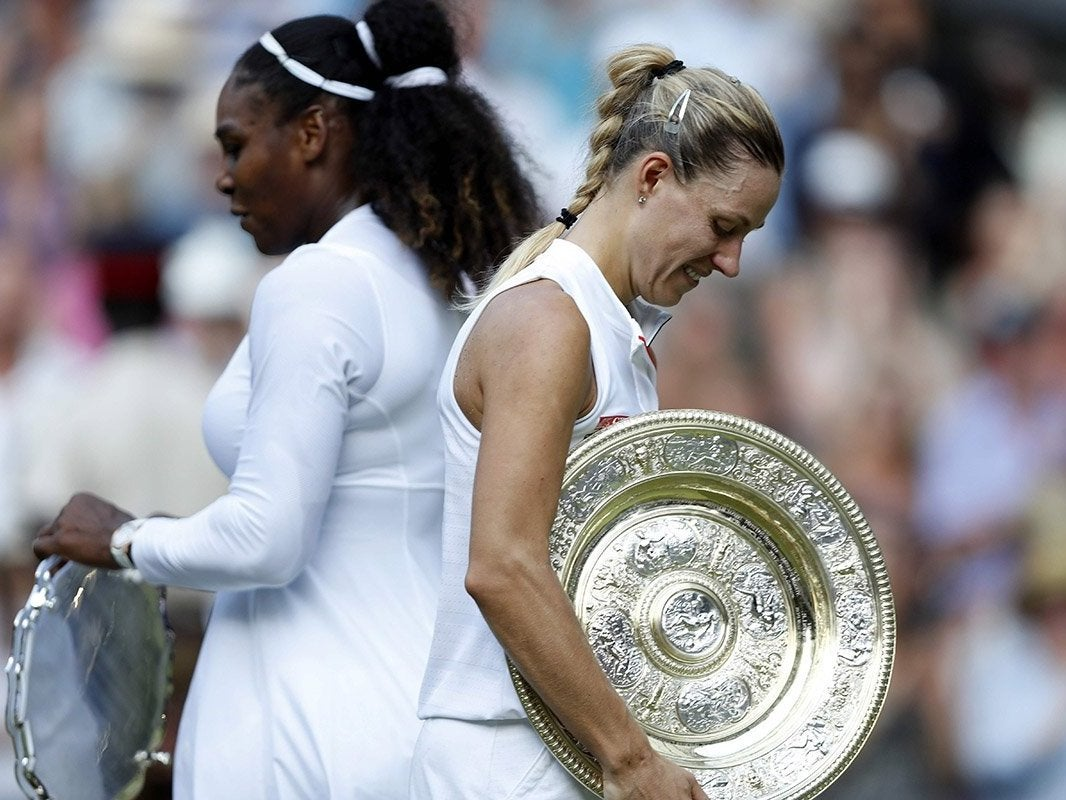 Wimbledon 2018: Angelique Kerber credits troubled 2017 for triumph after overcoming Serena Williams