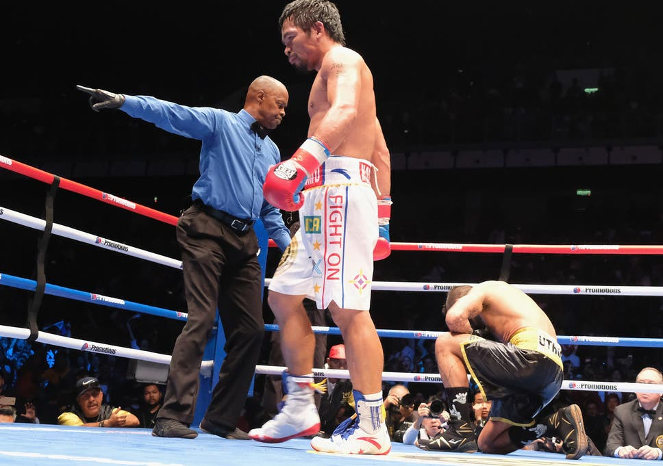 manny pacquiao puts on dominant display to stun defending wba