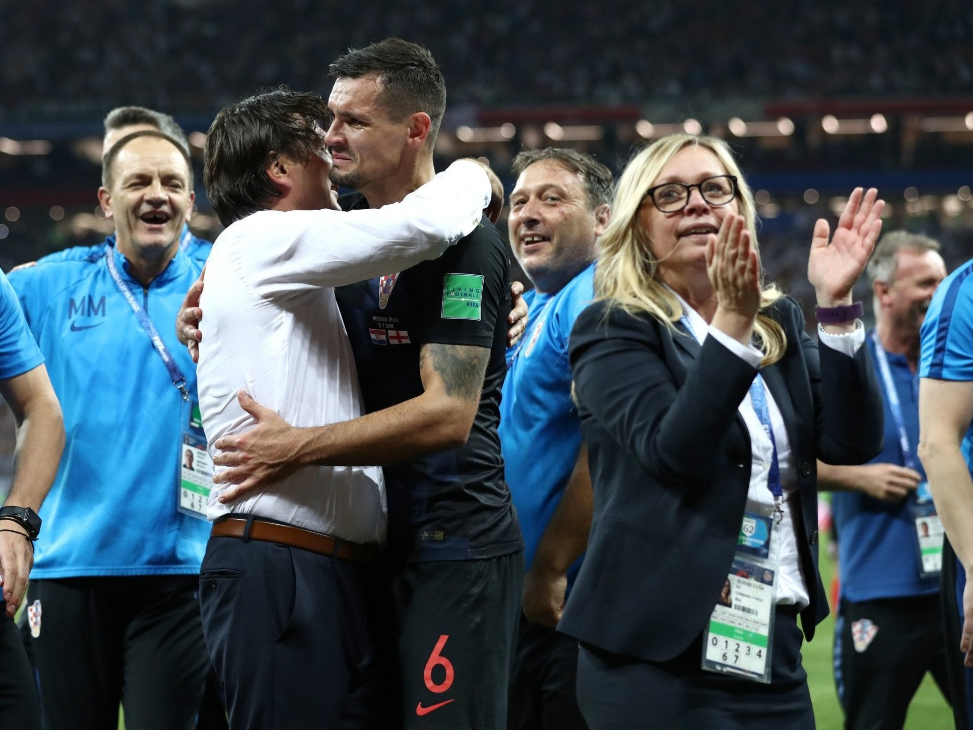 World Cup final 2018: Croatia produced their best performance of the tournament in defeat to France, insists coach Zlatko Dalic