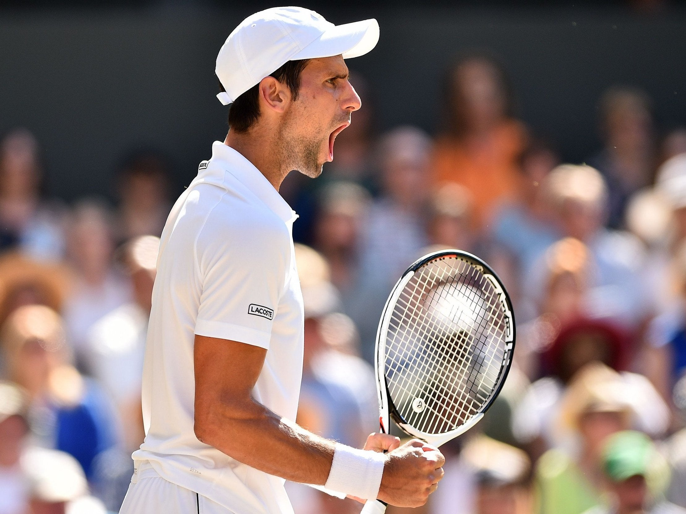 Wimbledon 2018 final LIVE: Novak Djokovic beats Kevin ...