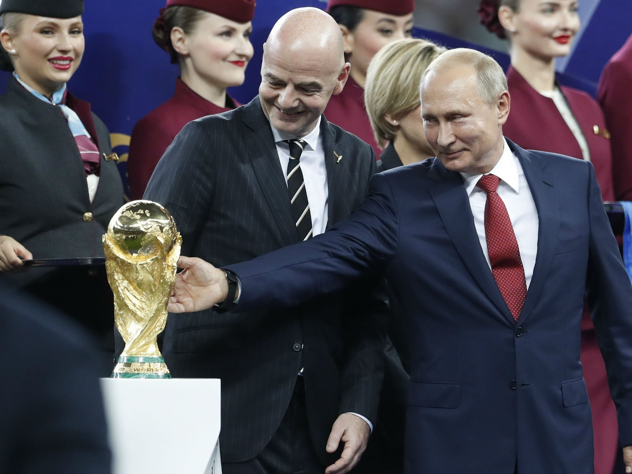 World Cup 2018: Can Russia's experiment in openness survive after successful tournament?