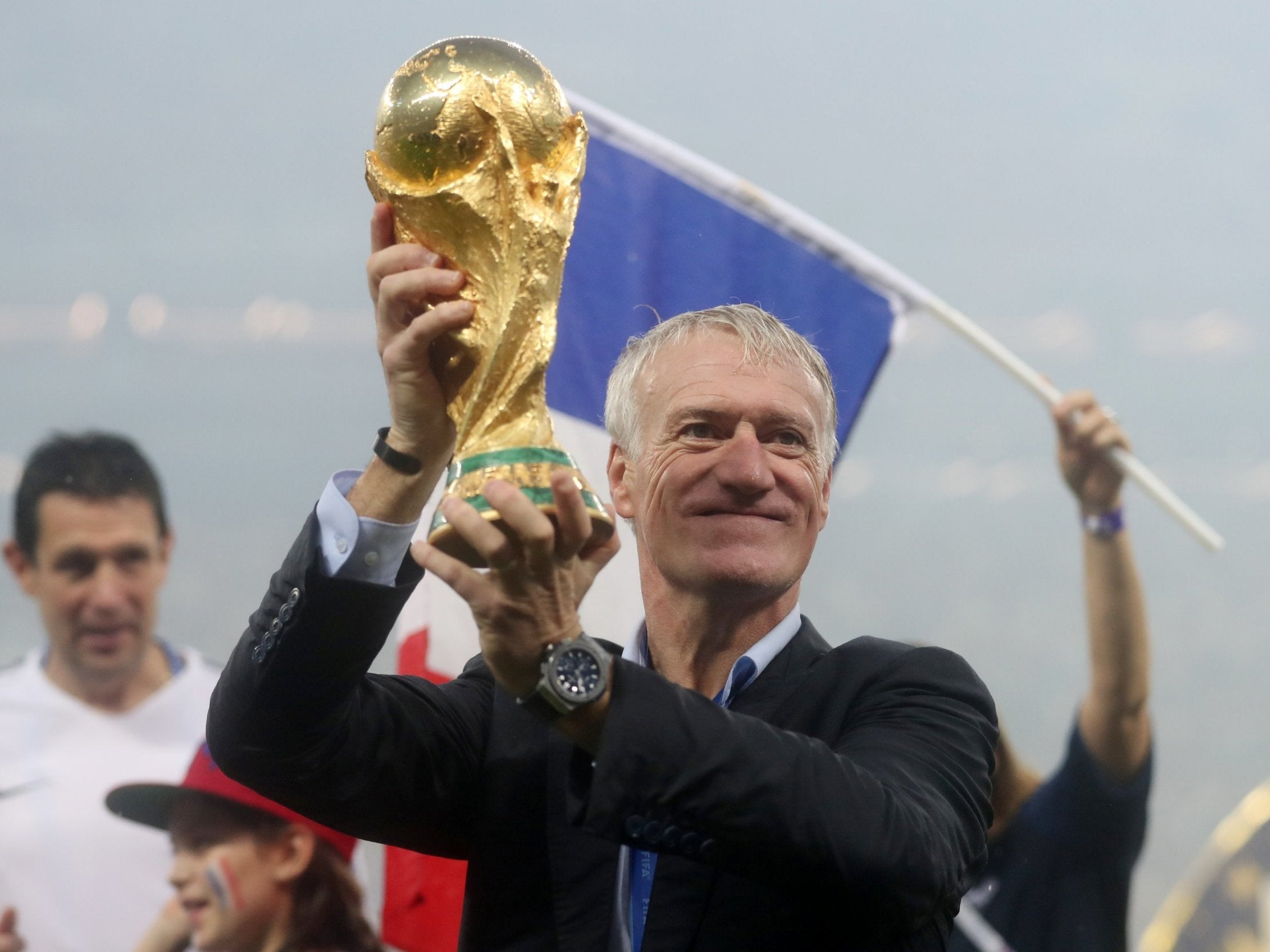 World Cup final 2018: Didier Deschamps tells his France team life will never be the same again