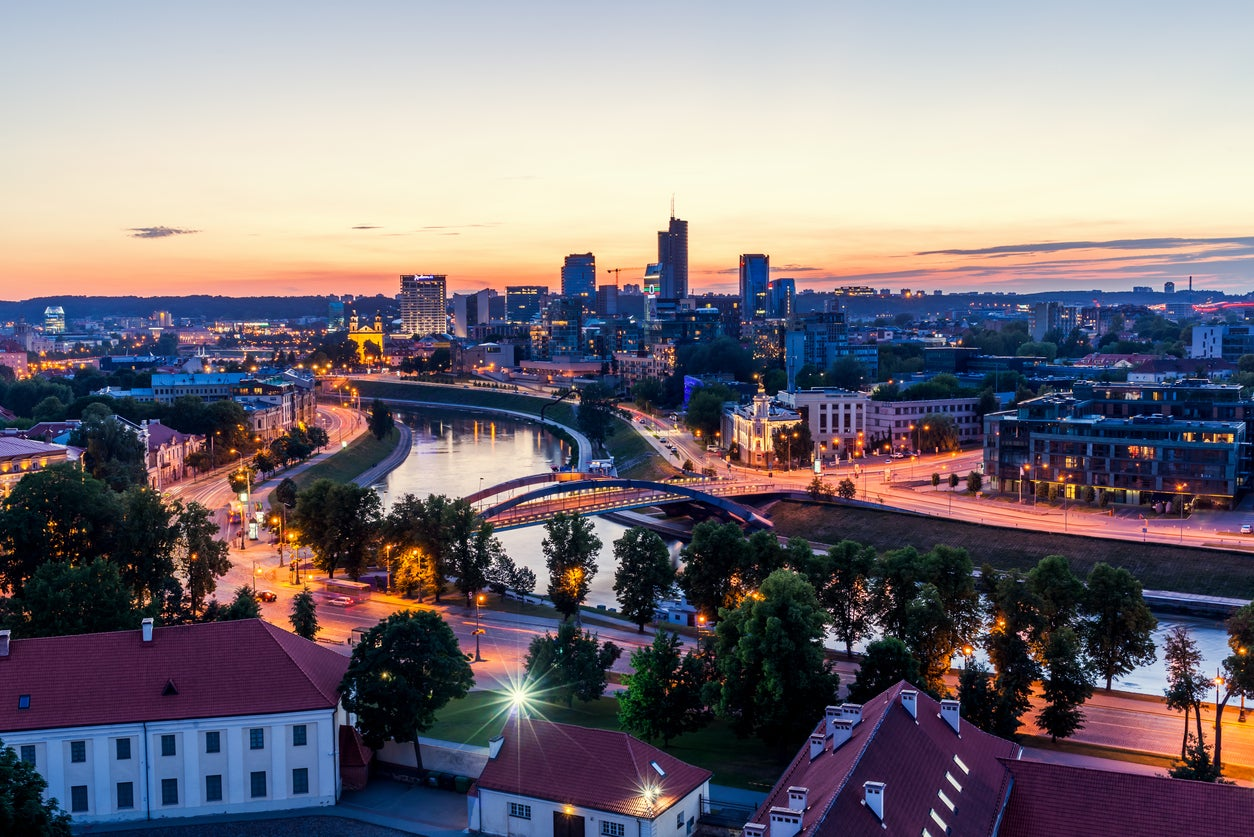 Lithuania – Top Most Beautiful Places in Europe   Lithuania Sites