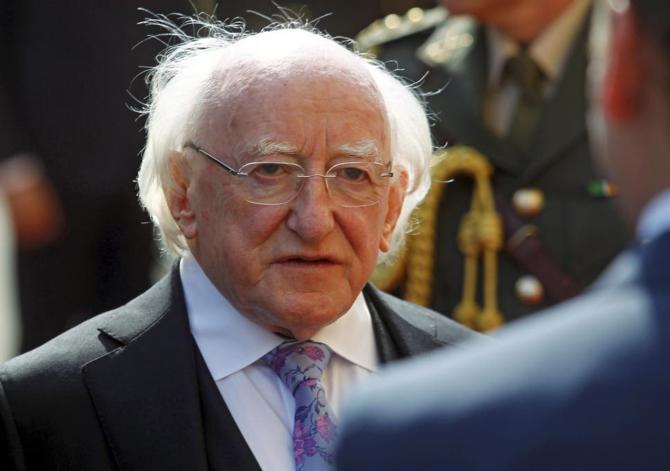 Michael D Higgins has served as President of Ireland since 2011
