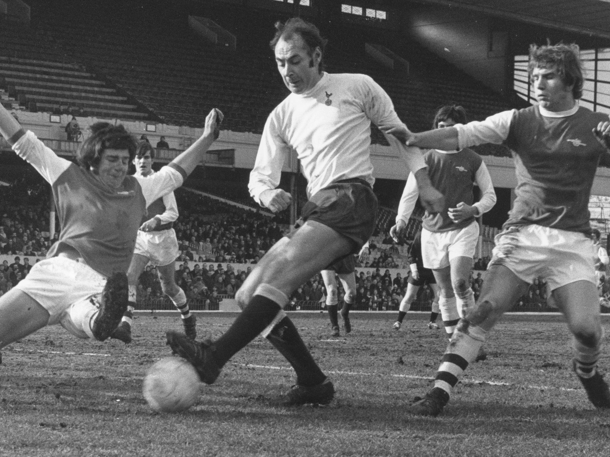 Alan Gilzean: Scottish footballer who's thrilling goals earned him the  moniker 'the King of White Hart Lane' by Spurs fans | The Independent | The  Independent