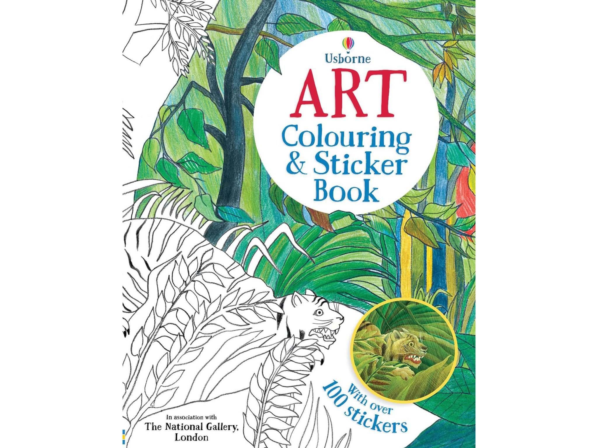 10 best colouring books for kids | The Independent
