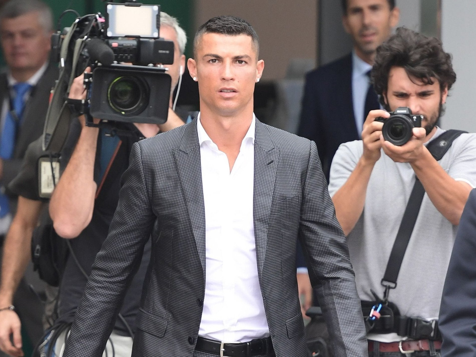 Real Madrid have made 'an historic error' by selling Cristiano Ronaldo to Juventus, claims former president Ramon Calderon
