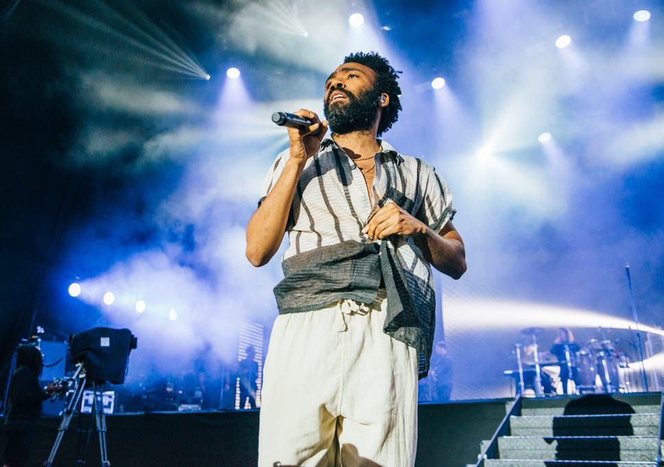 c8462925e24a Donald Glover's creative alter-ego is performing his final shows as  'Childish Gambino'