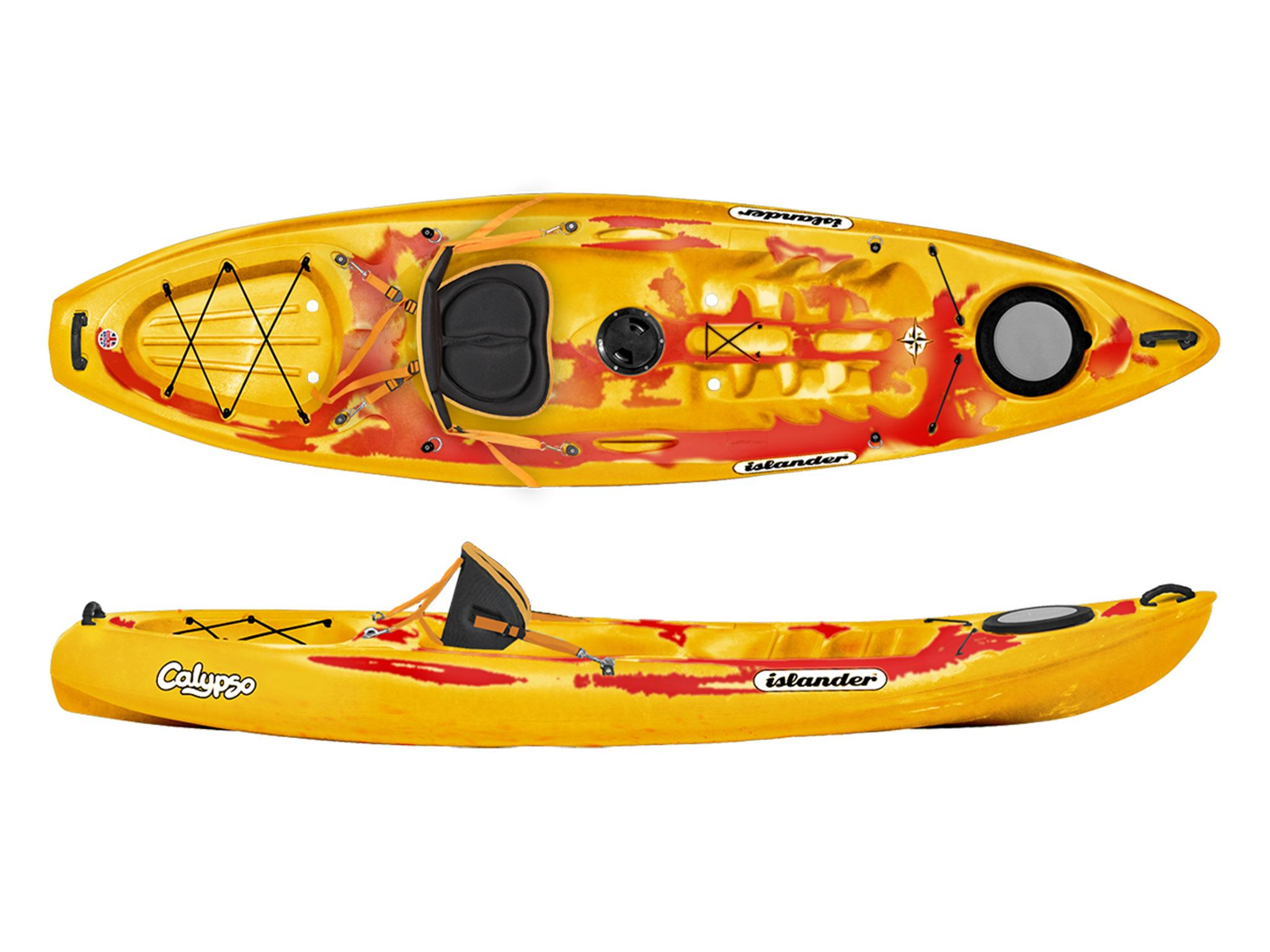10 best sit-on-top kayaks | The Independent