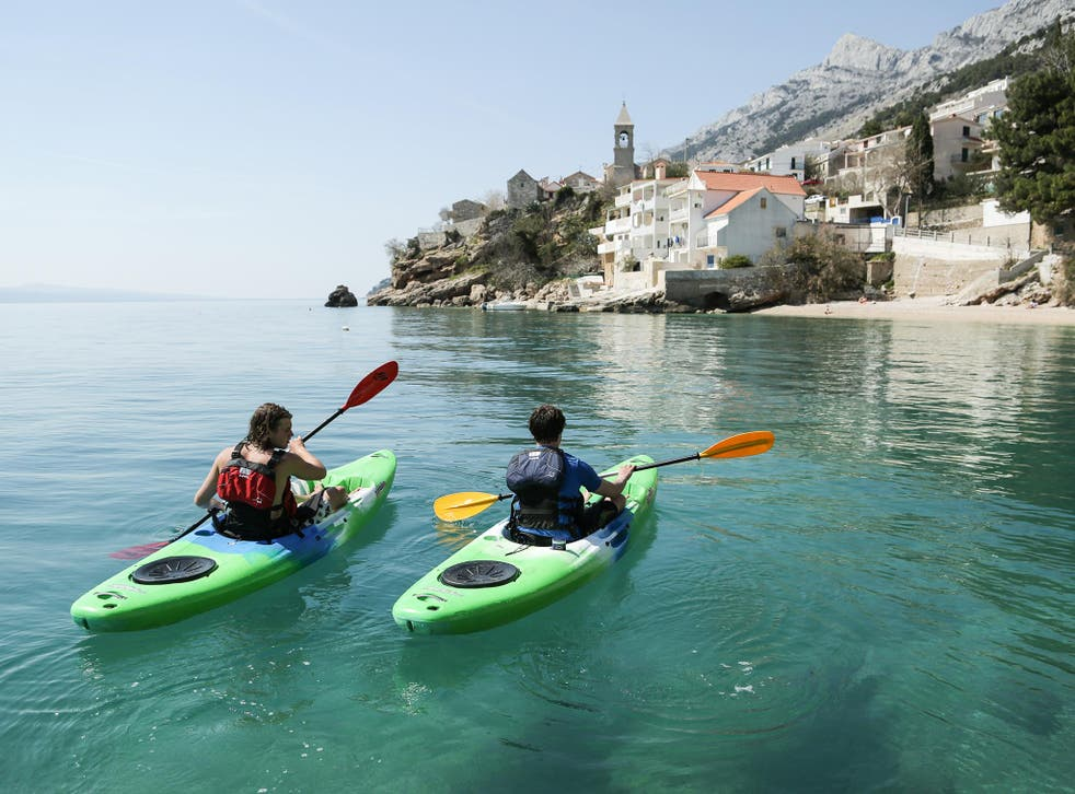 10 Best Sit On Top Kayaks The Independent The Independent