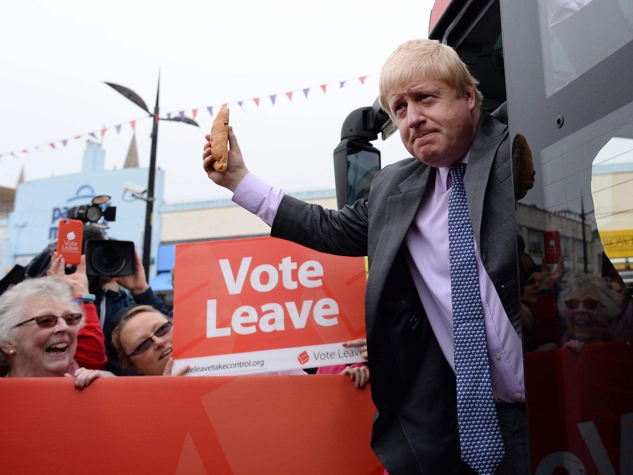 Boris Johnson's promise of lucrative post-Brexit trade deals in trouble, study warns