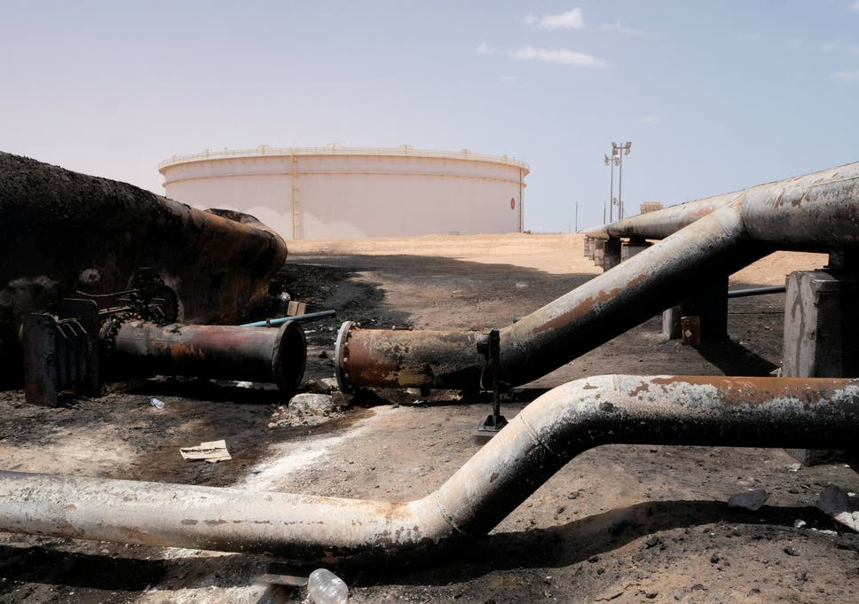 UK-backed agreement to end blockade of Libyan oil exports could lead