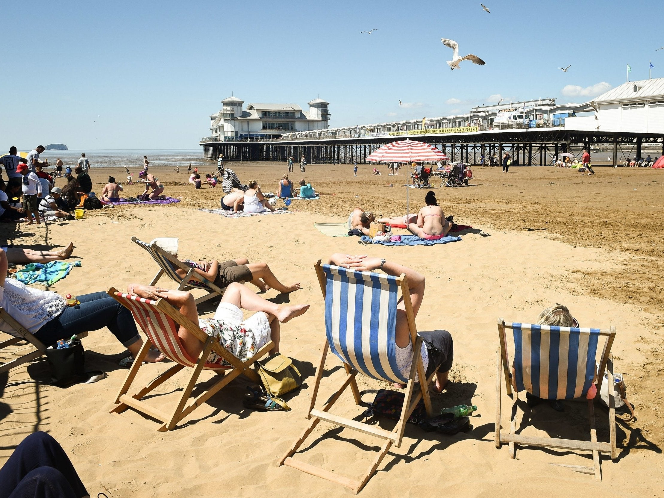 This Summer Time May Very Well Be The Most Popular On File The Met Workplace Has Mentioned