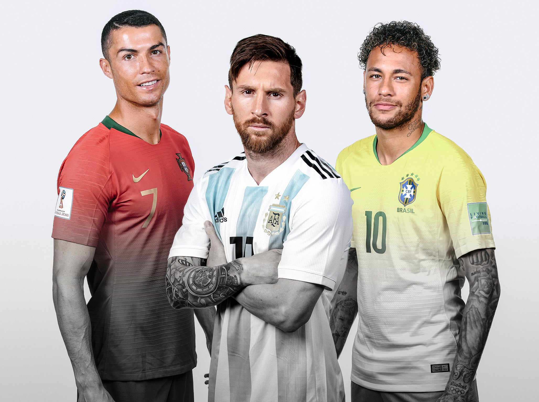 Why an egocentric World Cup of Cristiano Ronaldo, Lionel Messi and Neymar ultimately proved anything but