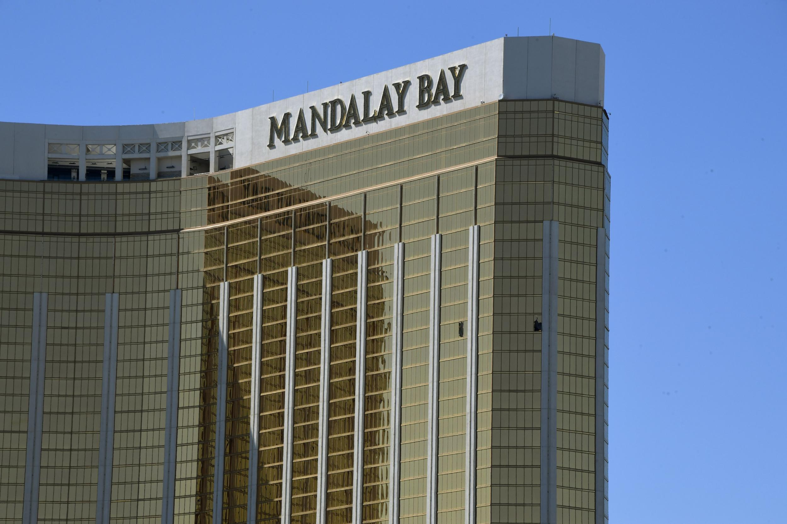 Las Vegas capturing victims 'attain landmark settlement expected to pay up to $800M' thumbnail