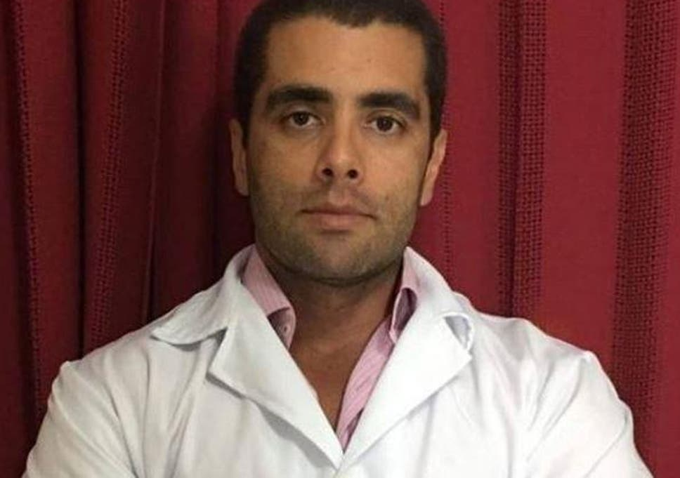 Brazilian plastic surgeon 'Dr Bumbum' on the run after