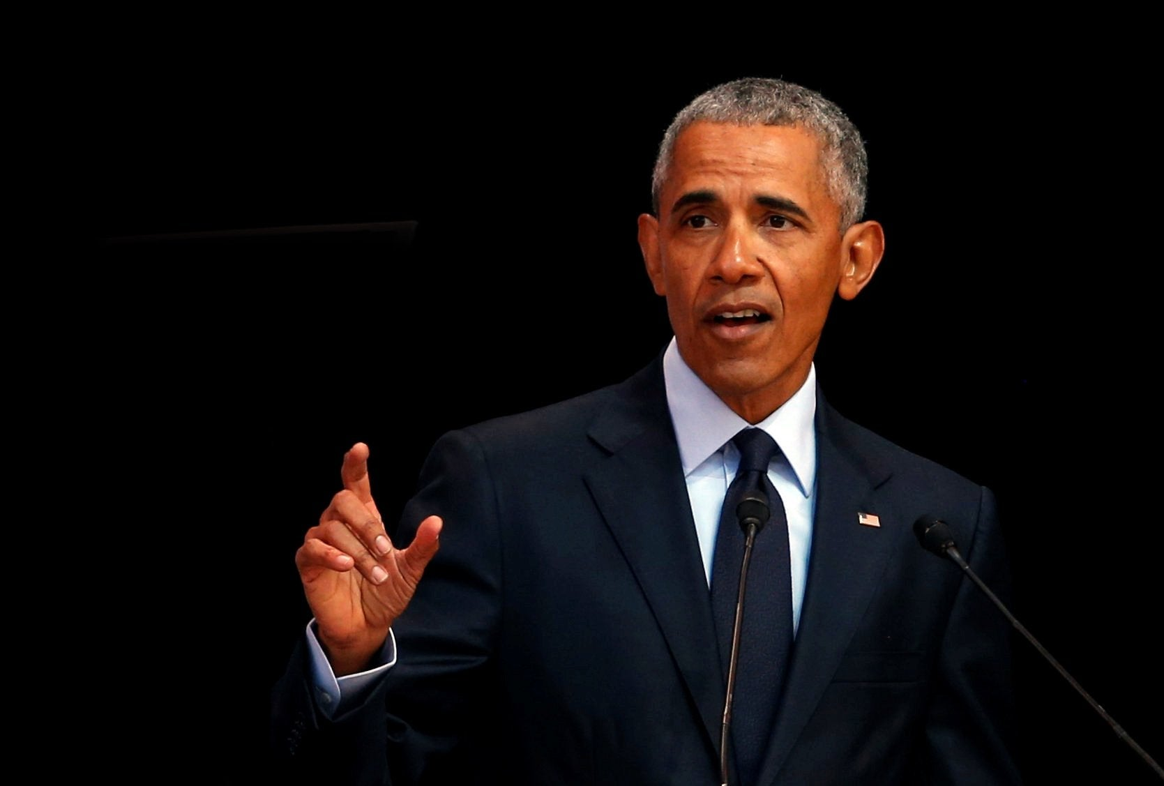 Barack Obamas Nelson Mandela Speech In Full The Independent