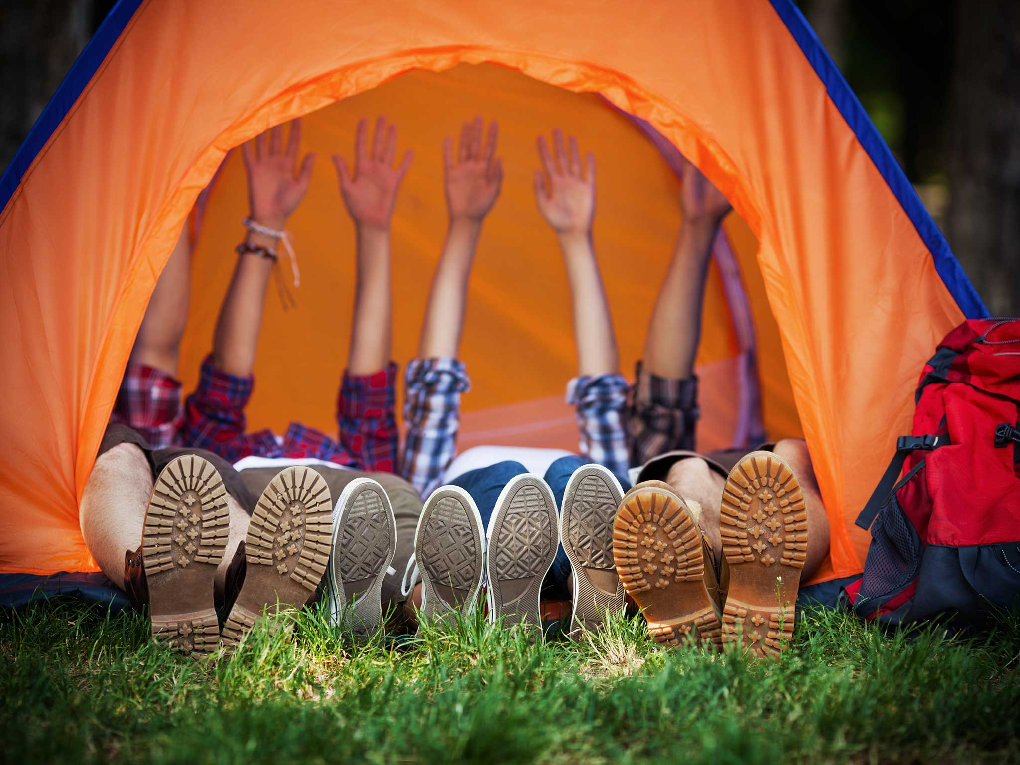 10 Best Family Tents The Independent
