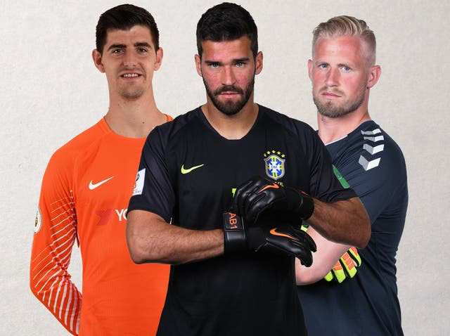 Which goalkeeper will Chelsea begin the season with?