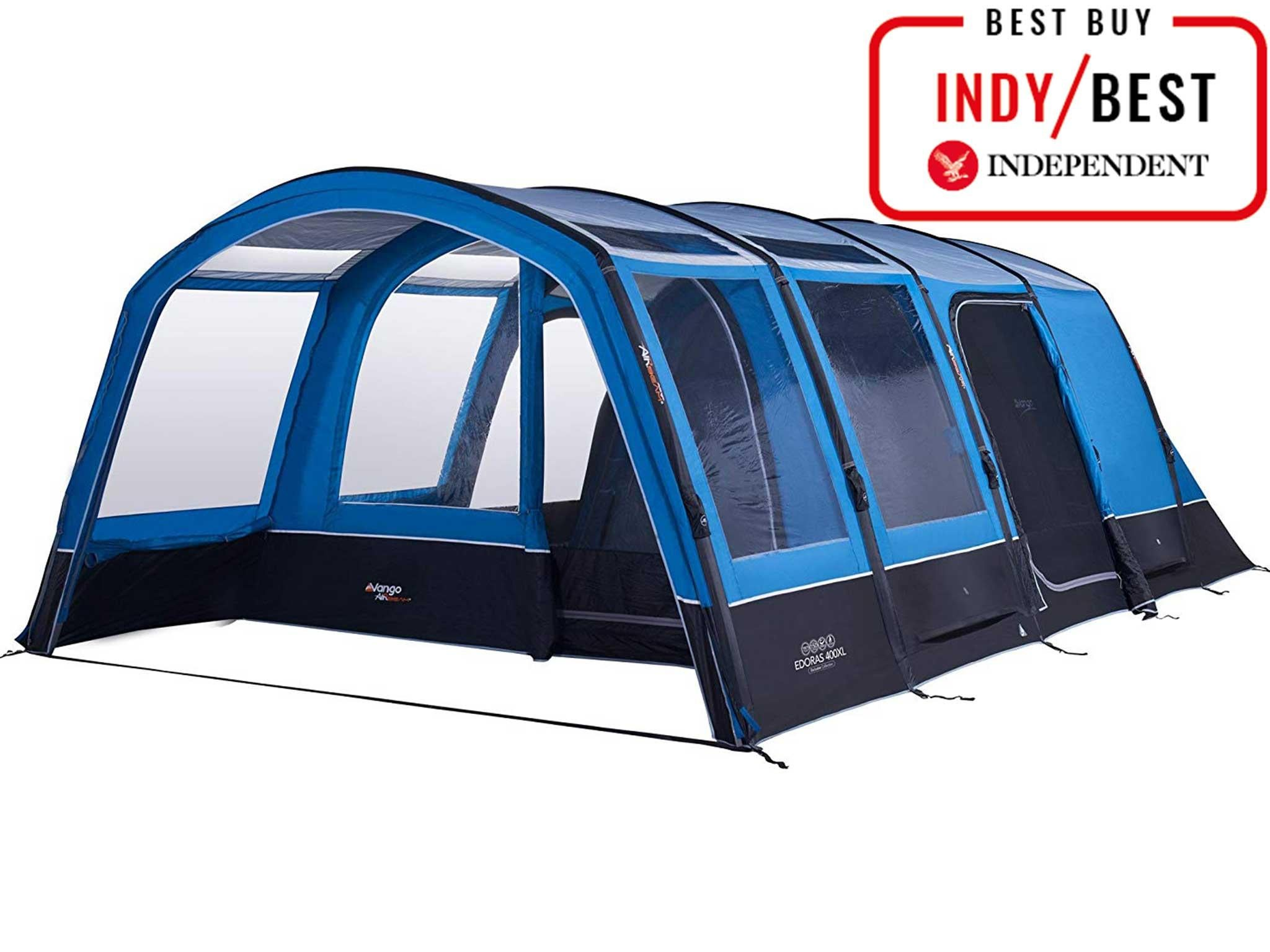 Our best ...  sc 1 st  The Independent & 10 best family tents | The Independent