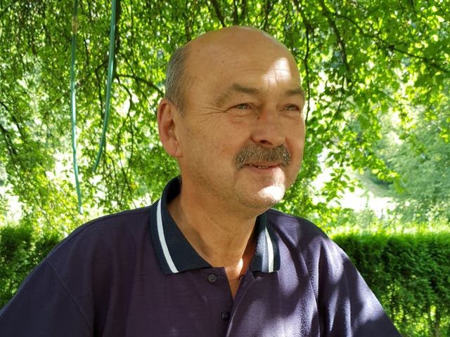 Ifet Krnjic had recently retired from his position at the arms factory