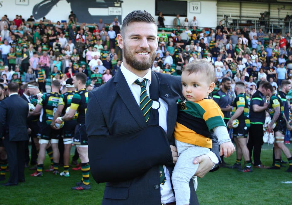 Rob Horne Was Forced To Retire Last Season After Suffering Life Changing Nerve Damage To