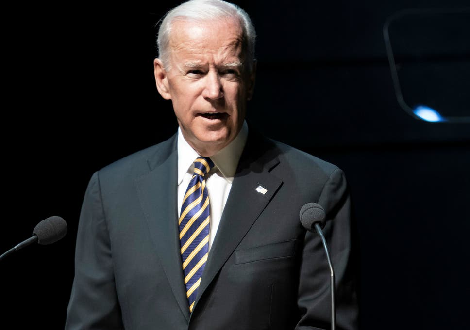 joe biden reveals deadline for decision over his 2020 presidential