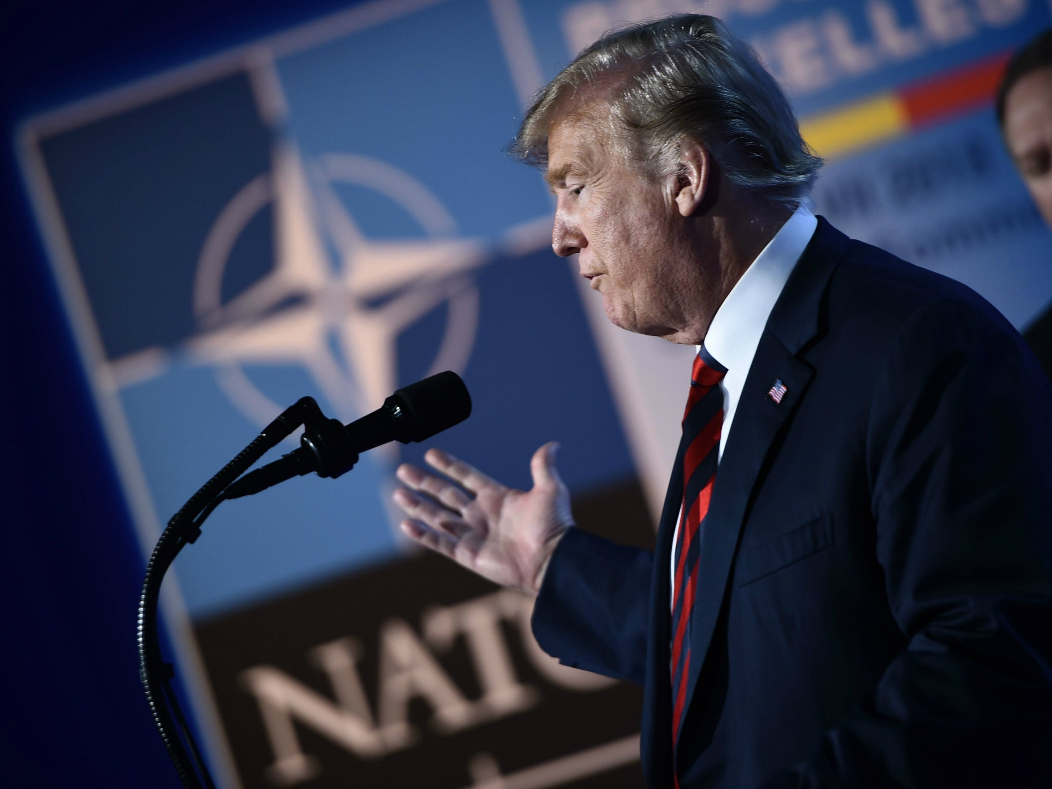 Trump says defending 'aggressive' Montenegro as a Nato member 'will lead to World War III'