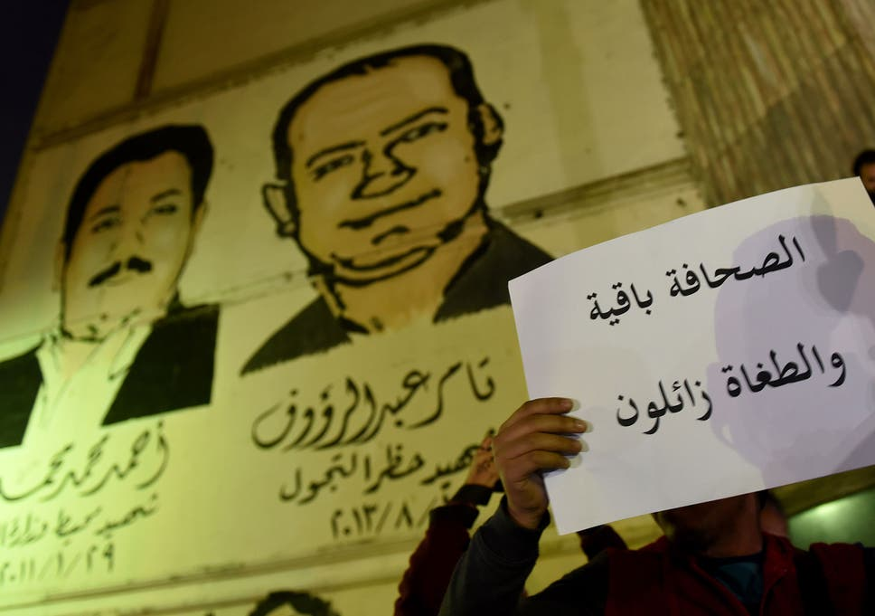 Egypt Passes Law Making Anyone With More Than 5000 Followers
