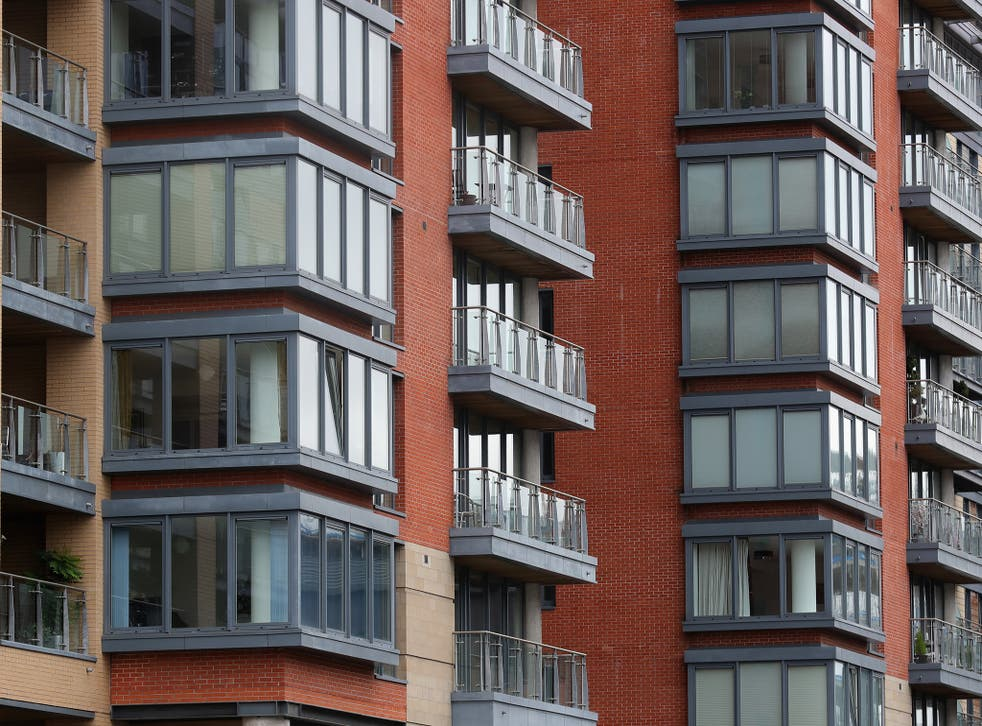 There are over four million leasehold properties in England, according to a government estimate