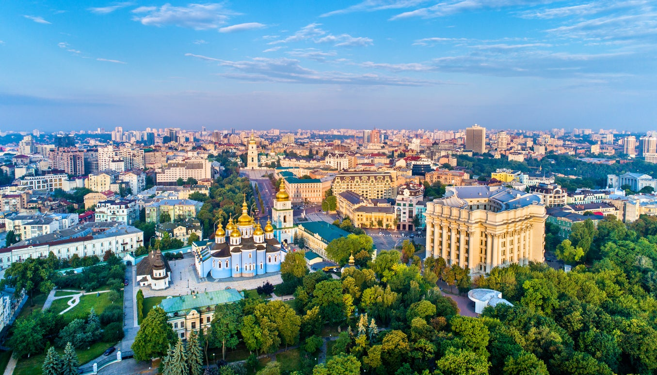 Kiev City Guide: Where To Eat, Drink, Shop And Stay In